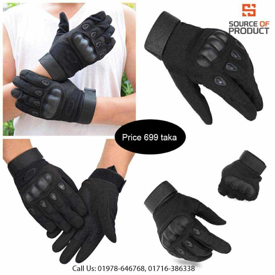 High quality Oakley protective Hand gloves SOP