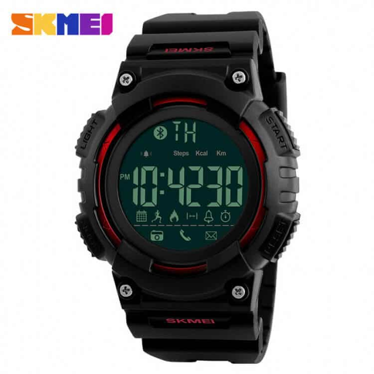 Skmei 1256 Smart Wrist Watch