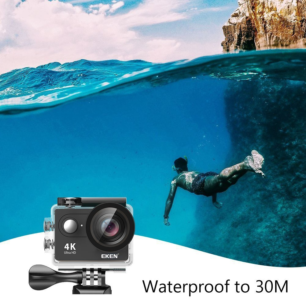 Action Cam Waterproof Caption