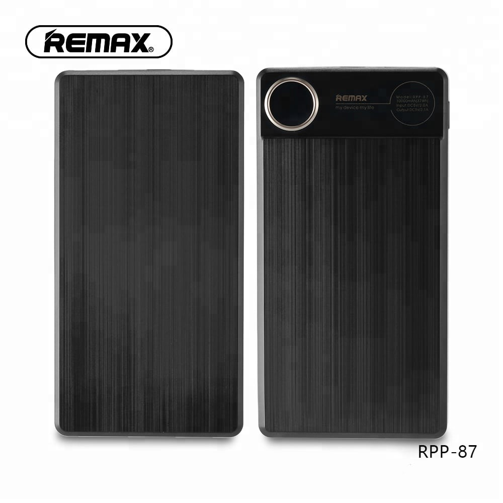 REMAX RPP-87 Kooker 10000mAh Power Bank Dual USB Charging
