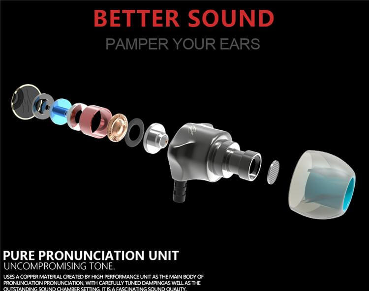 Better Sound Pamper Your Ears