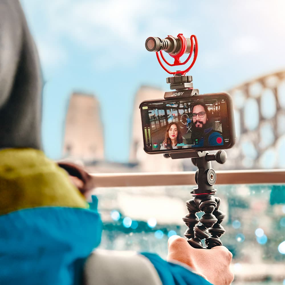 VideoMicro Compact On-Camera Microphone
