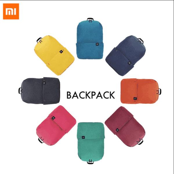 Mi mini back Pack