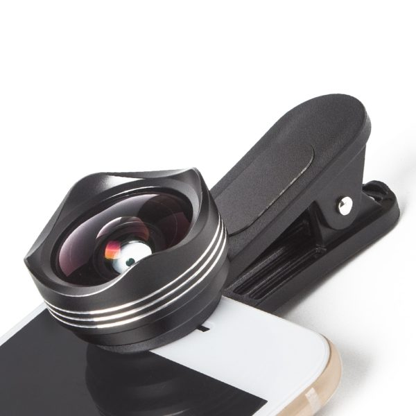 Petal shape 4k Wide angle 2 in 1 Lens Kit camera lens for Mobile phone