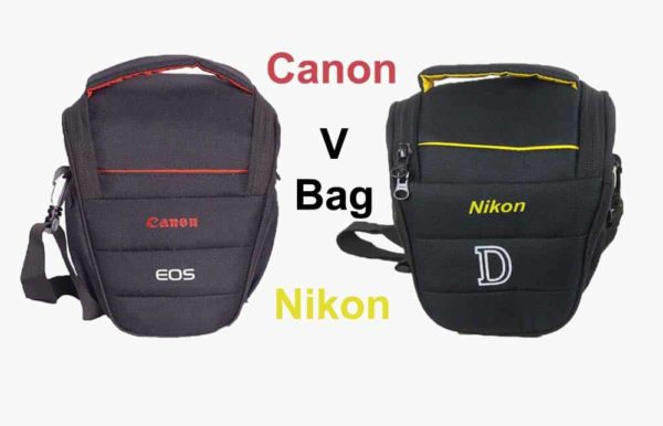 V Bag Canon and Nikkon