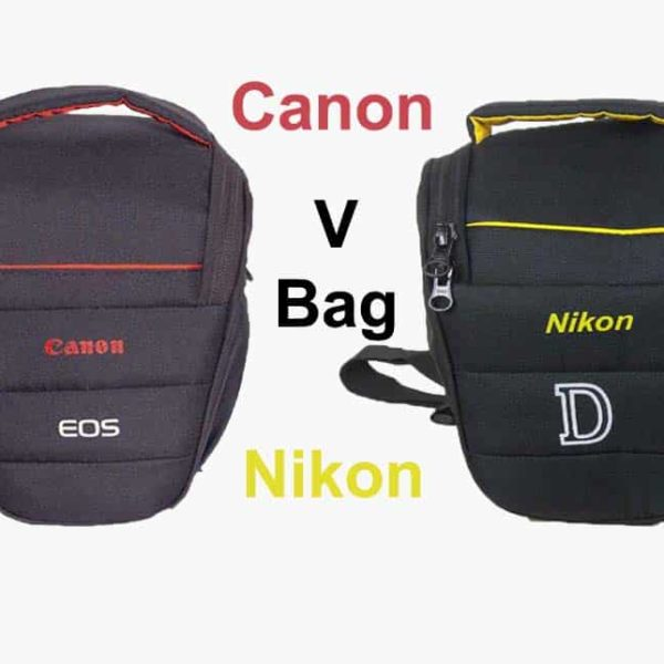 V Bag Canon and Nikkon