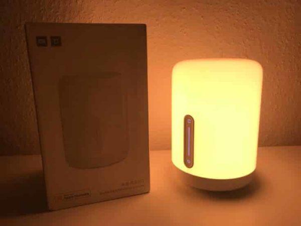 Mi Bedside Lamp 2 SOP