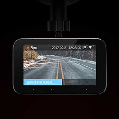 Xiaomi 1S Car DVR Dashcam SOP