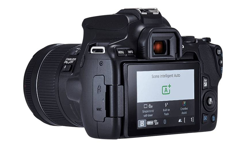 Canon Eos 250d 4k Dslr Camera Price In Bangladesh Source Of Product