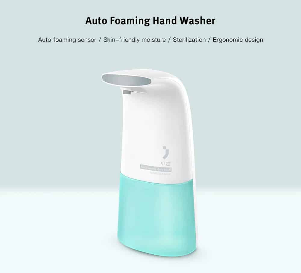 Mi Auto Foaming Hand-Wash SOP