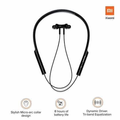 Mi Neckband Bluetooth Earphone SOP