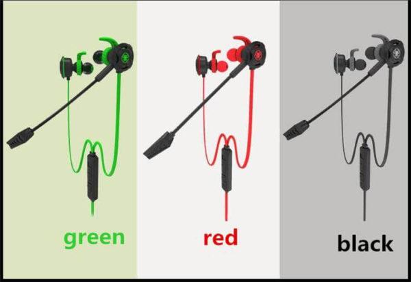 PLEXTONE G30 Noise Cancelling Gaming Earphone SOP
