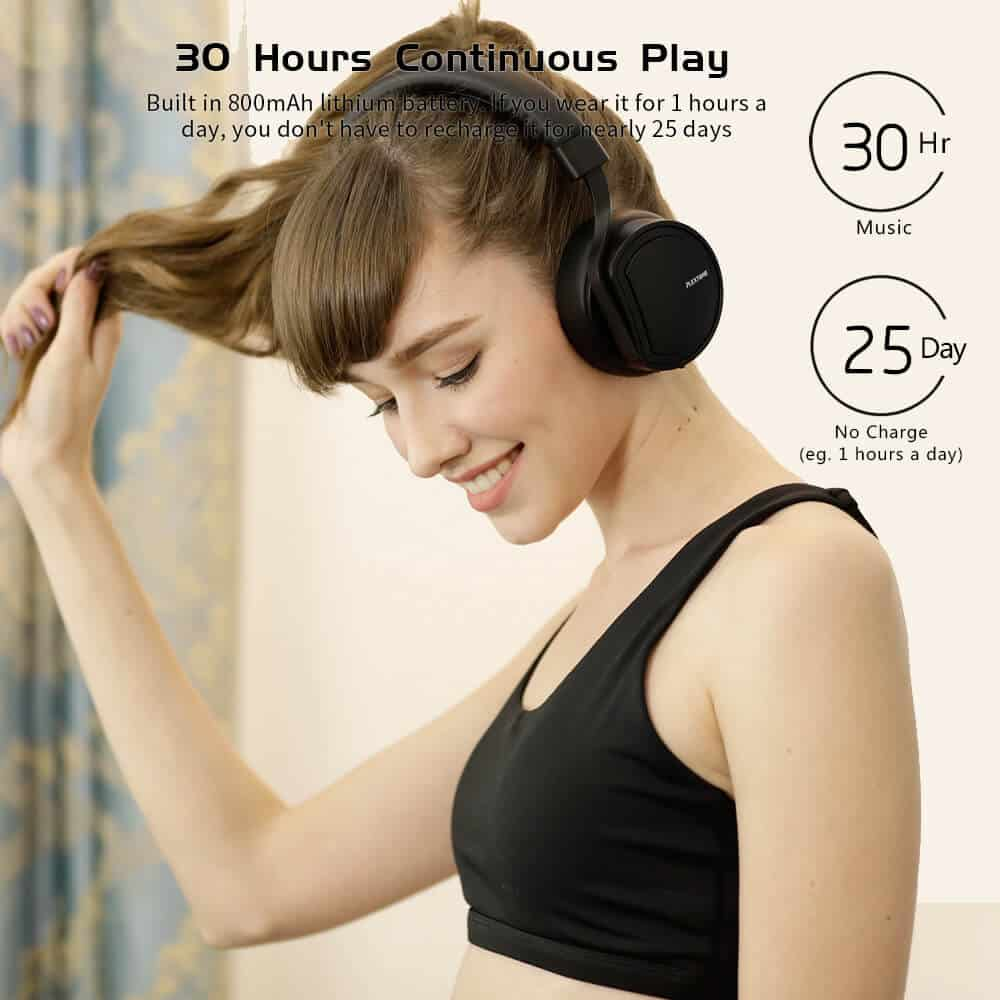 Plextone BT270 Wireless bluetooth Headphone SOP