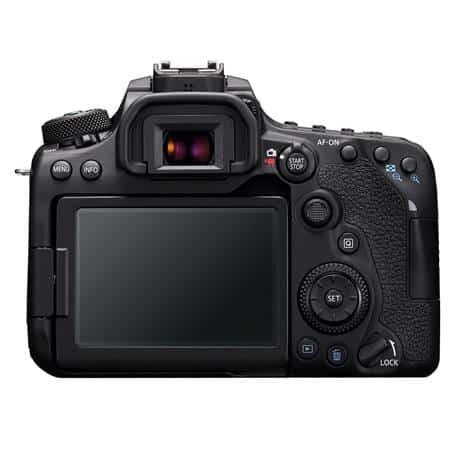 Canon EOS 90D DSLR Camera SOP