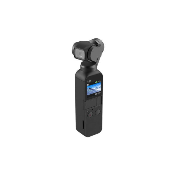 DJI Osmo Pocket 4K Action Camera SOP