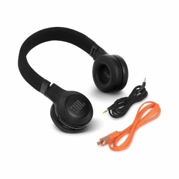 JBL E45BT Wireless On-Ear Headphones SOP