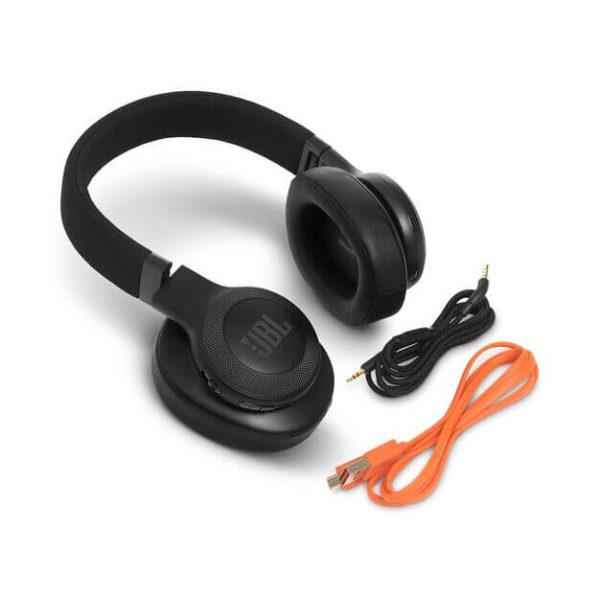 JBL E55BT Wireless Over-Ear Headphones SOP