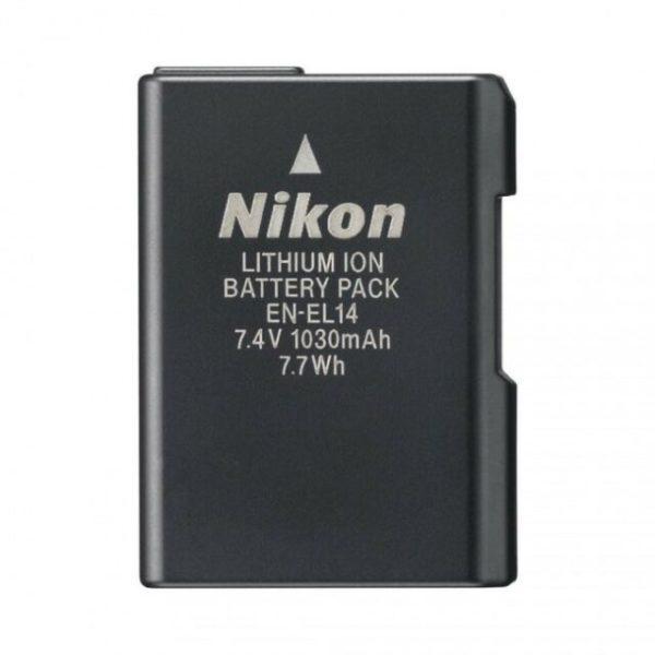 Nikon EN-EL14 Rechargeable Li-ion Battery SOP