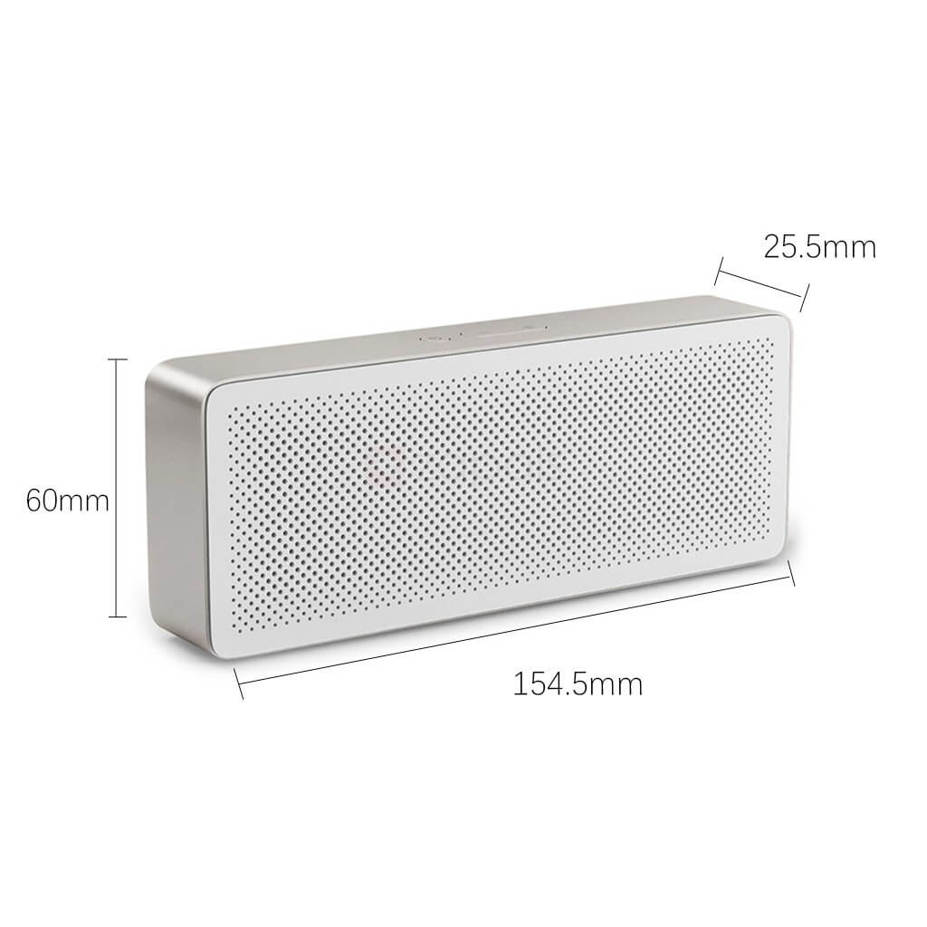 Xiaomi Mi Square Box Bluetooth Speaker 2 Price In Bangladesh Source Of Product