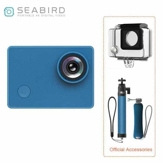 Xiaomi Seabird 4K Action Camera SOP