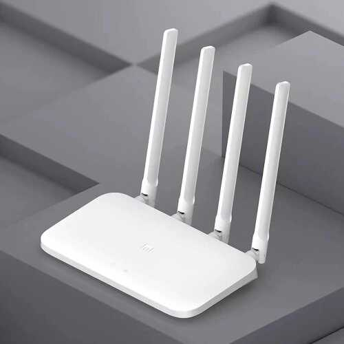 Mi Router 4A Dual Band Router with 4 Antennas (Global Version) SOP