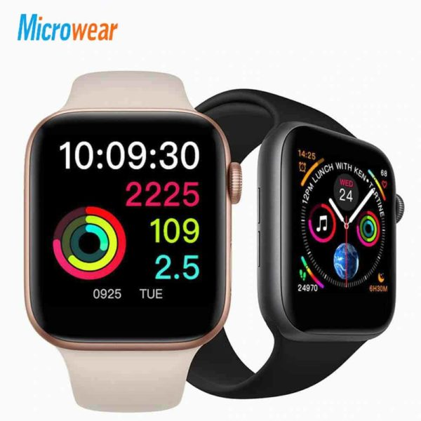 Microwear W54 Smart Watch SOP