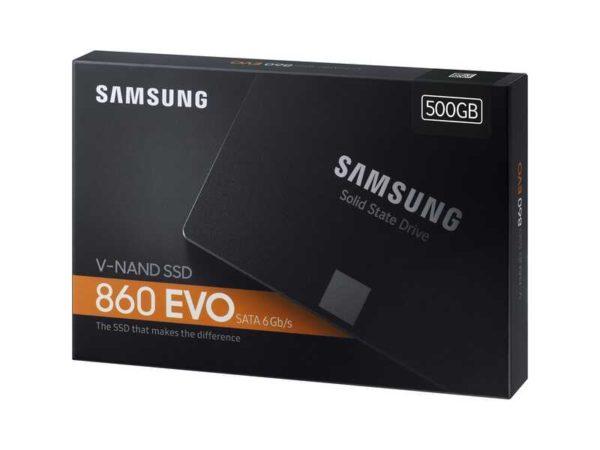 Samsung SSD 860 EVO 2.5 SATA III SOP