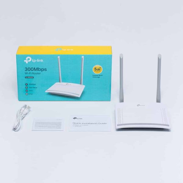 TP-Link TL-WR820N 300Mbps Wireless N Router SOP