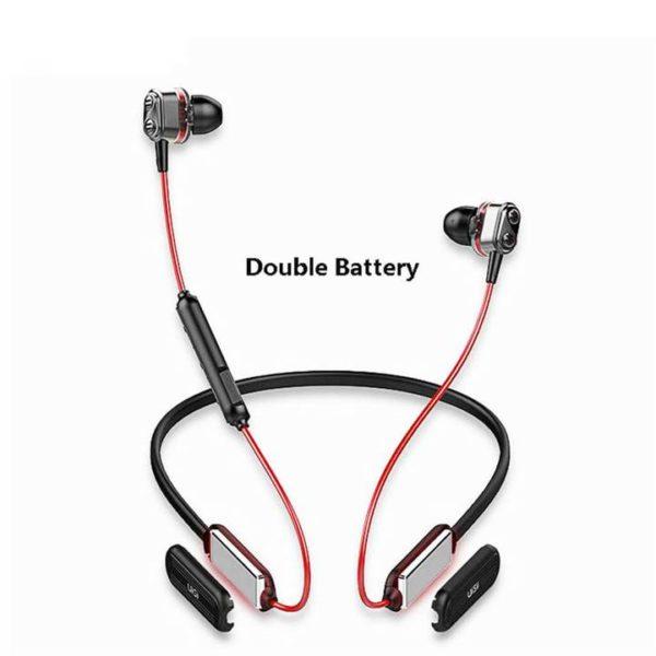 UiiSii BN90 Quad Driver Waterproof Bluetooth Headphones SOP