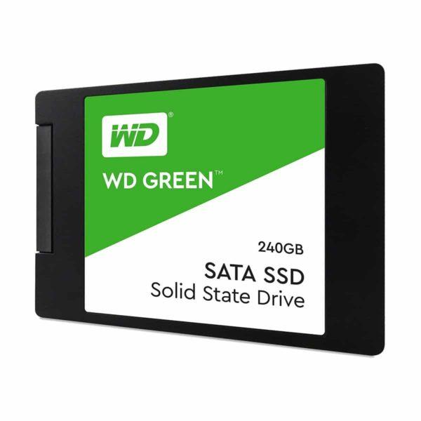 Western Digital Green 240GB SSD SOP
