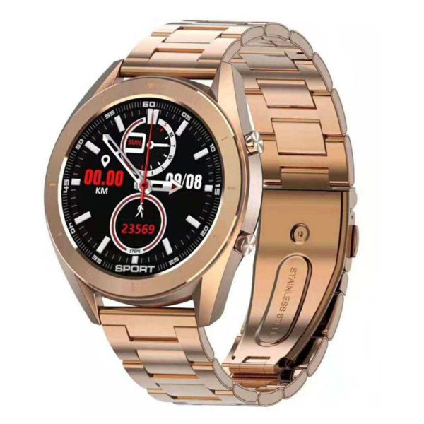 DTNO.1 DT99 Full Round IPX8 Waterproof Smart Watch SOP