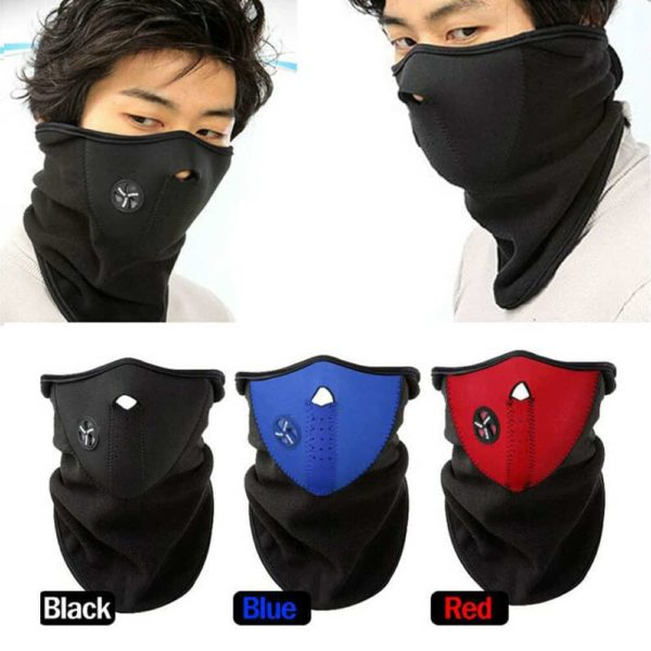 High Quality Outdoor Dust Neoprene Bike Sport Mask SOP