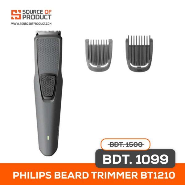 Philips Beard Trimmer BT1210