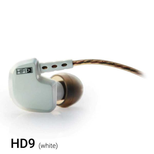 KZ HD9 HiFiX Sports Earphones SOP