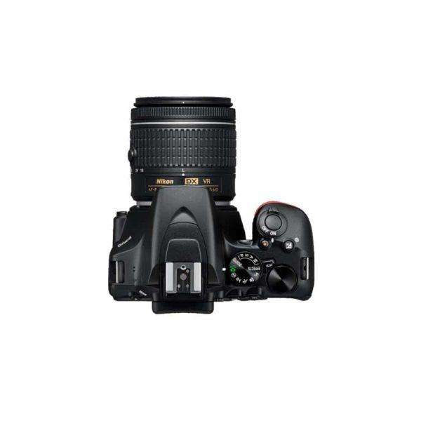 Nikon D3500 DSLR Camera SOP