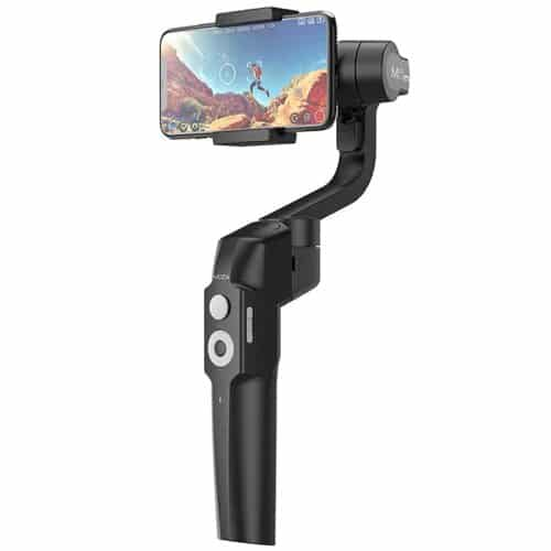 MOZA Mini-S Foldable 3-axis Gimbal Stabilizer for Smartphone SOP